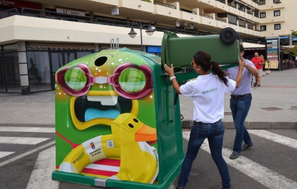 Más de 5.000 bares y restaurantes andaluces se unen al Plan Verano 2016 para promover el reciclaje de vidrio en verano