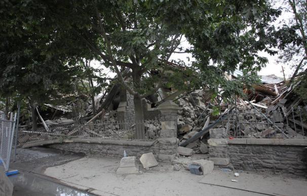 Un español fallecido en el terremoto de Nueva Zelanda