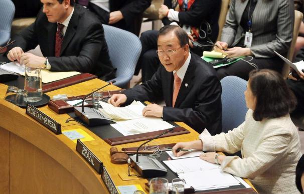 La ONU seguirá el sábado las negociaciones para sancionar al régimen libio