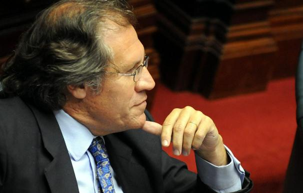 """El canciller Almagro ve """"ansias de justicia"""" en los ataques a la Ley de Caducidad"""