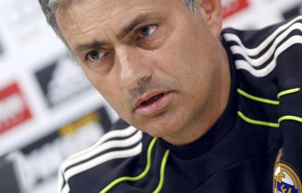 """Mourinho: """"No veo que el Barça haya bajado el nivel"""""""