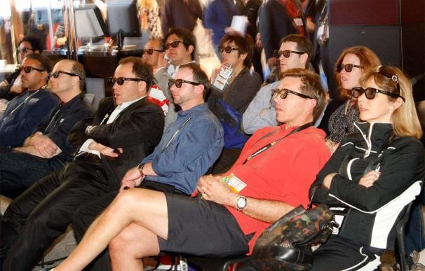 Cada vez más gente apuesta por el 3D en el cine.