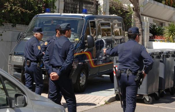 La policía detuvo a la exgerente del Instituto de Formación antes del registro de Unió Mallorquina