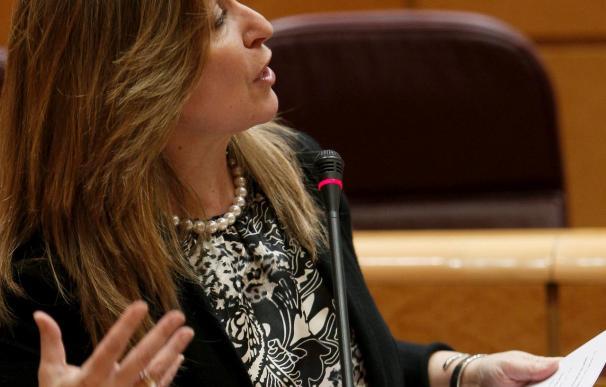 La embajada libia en Madrid descalifica las declaraciones de la ministra española