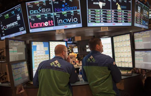 Wall Street borra las pérdidas y el Dow Jones cierra con un leve ascenso del 0,03 por ciento