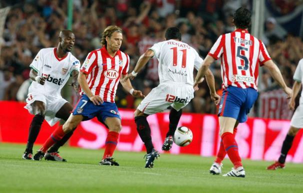 Forlán ya está recuperado de un esguince y jugará ante el Sevilla