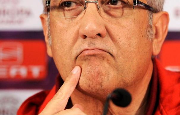 """Gregorio Manzano cree que el Sevilla tiene que """"exigirse más"""" y """"subir puestos en la tabla"""""""