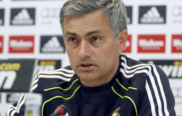 Mourinho devuelve los elogios a Guardiola