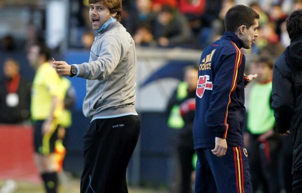 Pochettino espera que el equipo rompa la mala racha de cuatro derrotas