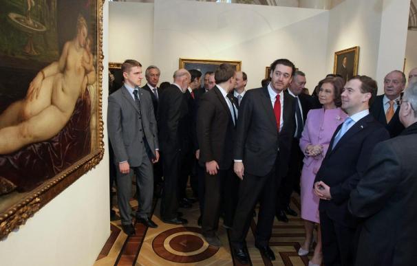 El Museo del Prado entra en el Hermitage por la puerta grande
