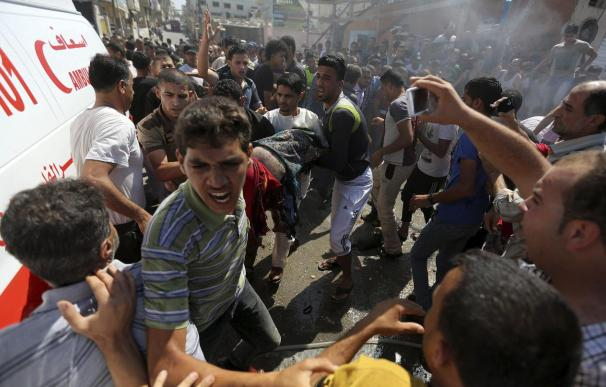 Netanyahu advierte de mayor respuesta militar en Gaza si continúan los ataques