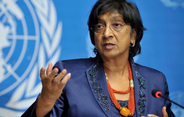 """La ONU dice que """"miles de personas pueden haber sido asesinadas"""" en Libia"""