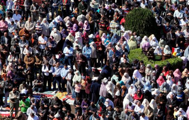 Decenas de miles de egipcios piden un nuevo gobierno en la plaza Tahrir