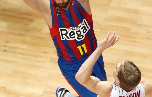 El Barça, a mantener su excelente racha ante el Caja Laboral