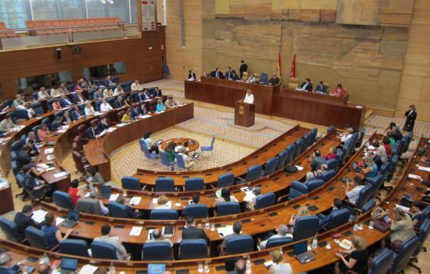 """La Asamblea de Madrid aprueba por unanimidad legislar sobre el derecho a una """"muerte digna"""""""