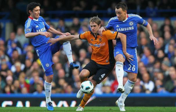 El Chelsea venció al Wolverhampton Wanderers en la Premier League