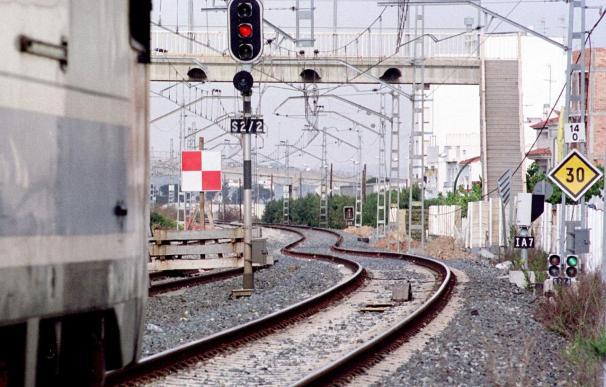 Restablecida la circulación de trenes en el corredor del Mediterráneo