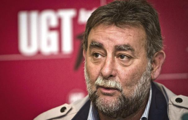 """El secretario general de la UGT-A asegura que se va """"orgulloso"""" tras su dimisión"""