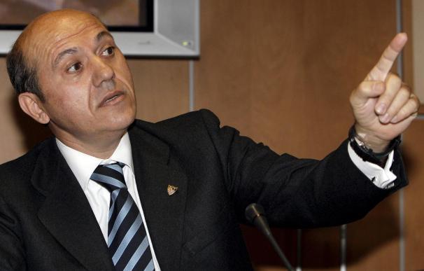 Del Nido asegura que el Sevilla dará hasta su última gota de sudor