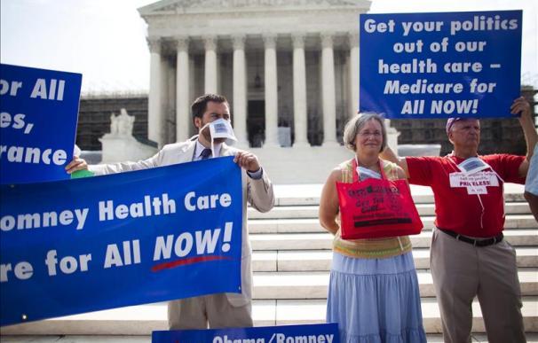 El Supremo de EE.UU. declara constitucional parte clave de la ley sanitaria