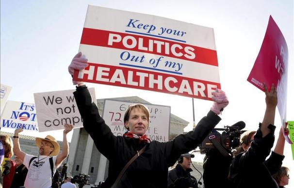 La reforma sanitaria de Obama, pendiente de la decisión del Supremo