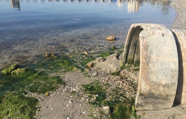 Adjudicado la redacción del proyecto de construcción del colector vertido cero al Mar Menor