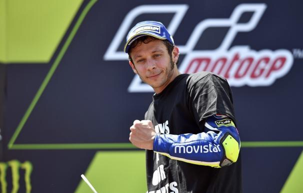 """Rossi: """"Me gusta Sachsenring y daré lo máximo para hacer una buena carrera"""""""