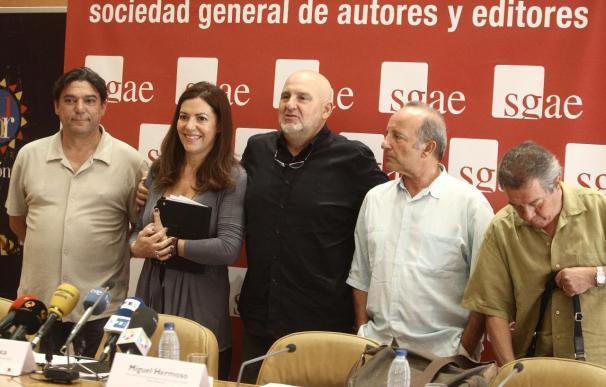 La SGAE tuvo pérdidas en 2011 por valor de 4,6 millones de euros y en 2010 de 13,5 millones