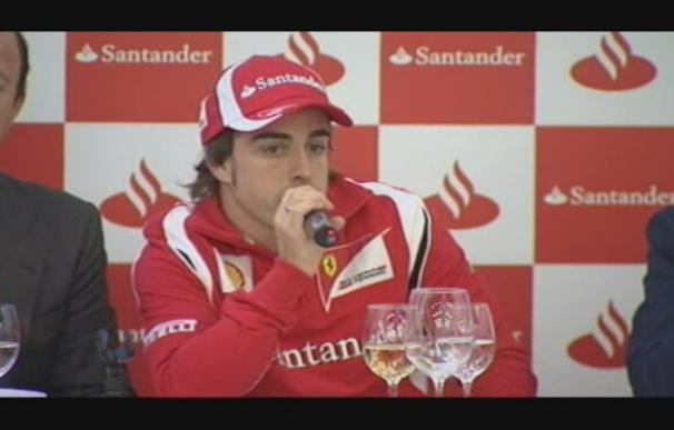 Alonso se posiciona en contra de la bajada del límite de velocidad a 110 Km/h