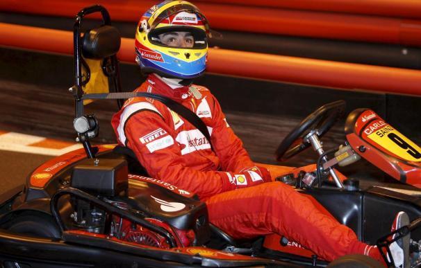 Fernando Alonso no es partidario de la reducción a 110 km/h. en autopistas