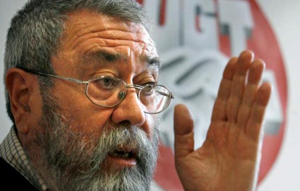Méndez defiende que la cuantía de las pensiones no tiene porqué verse reducida