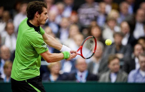 Murray y Melzer pierden puntos pero mantienen sus posiciones en la clasificación ATP