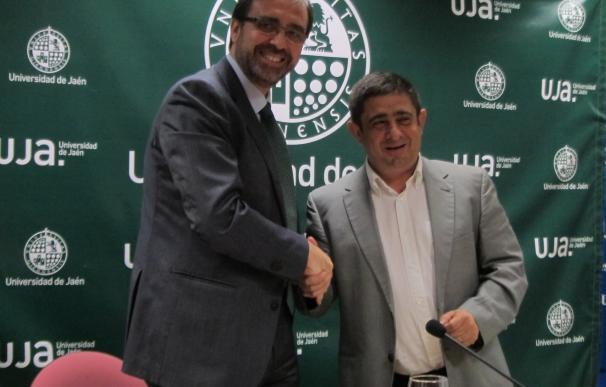 Diputación y UJA renuevan su colaboración para estudiar los beneficios saludables del aceite de oliva