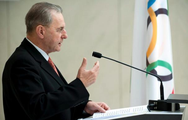 El COI concede 90 días al Comité de Panamá para regularizarse y suspende a Ghana
