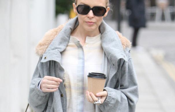 Kylie Minogue no se toma en serio cuando viste ropa sexy