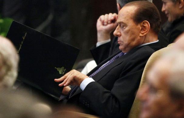 El proceso Mediaset se reanuda sin Berlusconi que es declarado en rebeldía