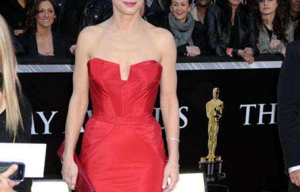 Sandra Bullock quiso disfrutar de los Oscar