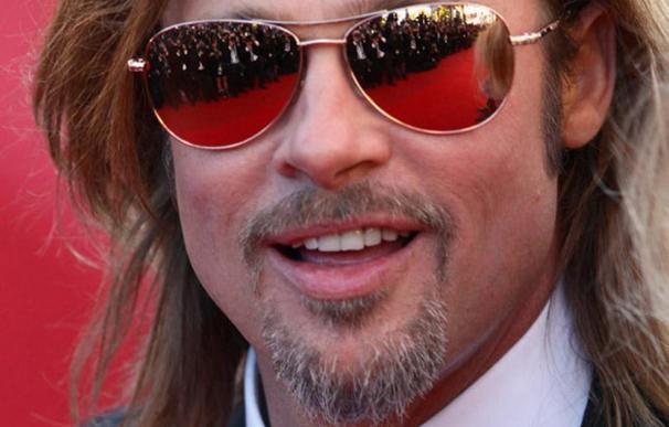 George Clooney y Brad Pitt se divierten en Londres