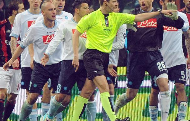 El Milan fortifica el liderato tras golear al segundo, el Nápoles