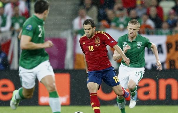 El FC Barcelona ficha a Jordi Alba por las próximas cinco temporadas