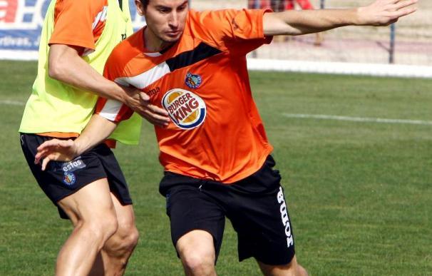 """Casquero afirma que el Getafe debe respetar al Atlético porque tiene """"mucha pegada"""