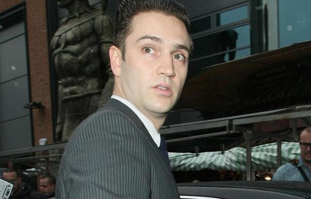El novio de Amy Winehouse, acusado de violación