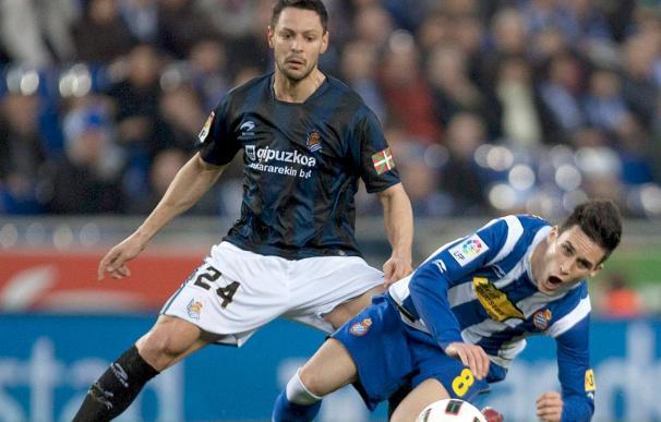 Alberto De la Bella seguirá en la Real Sociedad hasta 2015
