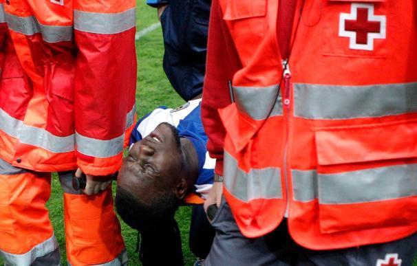 Drenthe, del Hércules, permanecerá una semana más en Holanda para recuperarse de su lesión