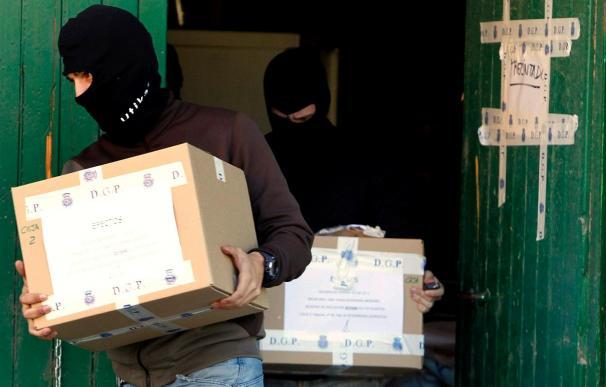 Detenidos en Francia otros dos dirigentes de Segi huidos desde octubre
