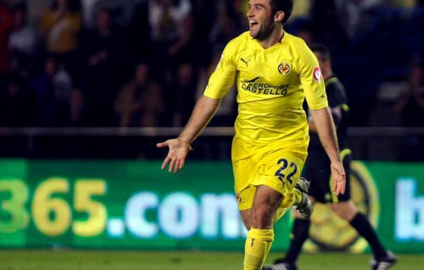 Rossi cumplirá cien partidos con el Villarreal satisfecho con su rendimiento