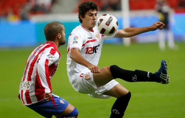 El Sevilla busca Europa y el Sporting la permanencia en el Sánchez Pizjuán