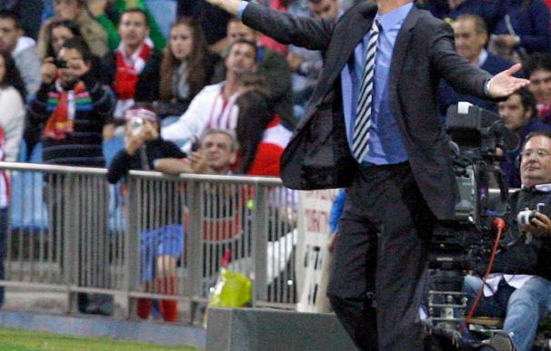 Gay confía en que sus jugadores rindan al cien por cien en Mestalla