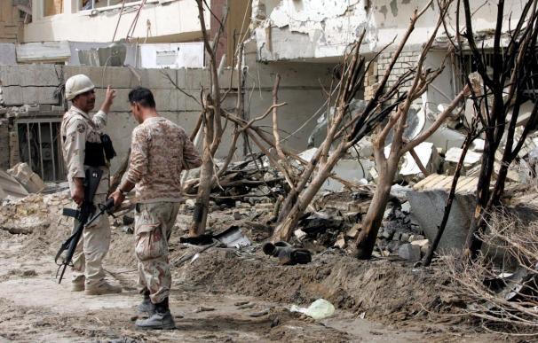 Atentado suicida en Irak causa 25 muertos y 70 heridos