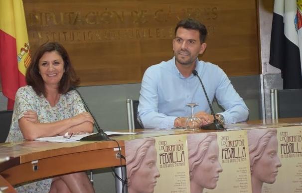 Los conciertos del Museo Pedrilla en Cáceres celebran el veinte aniversario con su edición más internacional